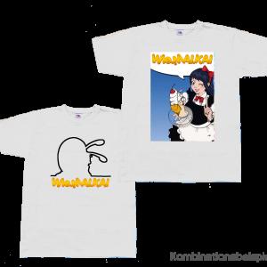 2-T-Shirts-weiß