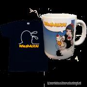 T-Shirt_schwarz-Tasse-Angebot