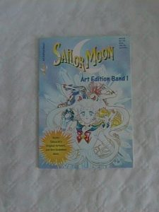 Sailor Moon Artbook 1 - deutsche Erstauflage