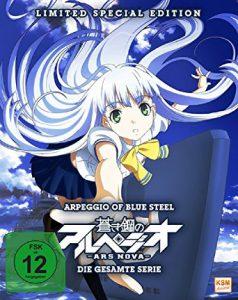 Arpeggio of Blue Steel Film