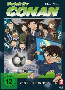 Film_Detektiv Conan 16-Cover