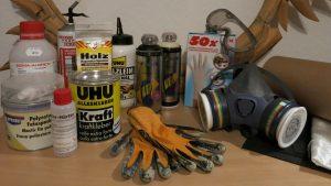 Workshop - Materialkunde
