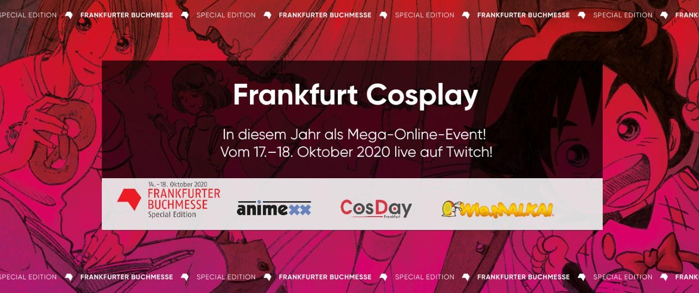 Frankfurt Cosplay FBM20 Special Edition