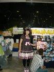 Frankfurter Buchmesse 2010 wie.mai.kai e.V Cosplay Corner