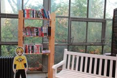 Manga-Bibliothek der Wie.MAI.KAI auf der Japan Week 2011