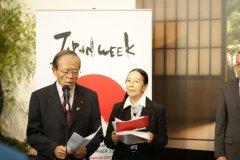Japan Week 2011 - Eröffnungzeremonie im Palmengarten