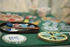 Impressionen der Ausstellung im Palmengarten zur Japan Week 2011
