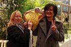 Japan_Week_2011_Wie.MAI.KAI_Schnecke_Palmengarten_JessyTRR_016