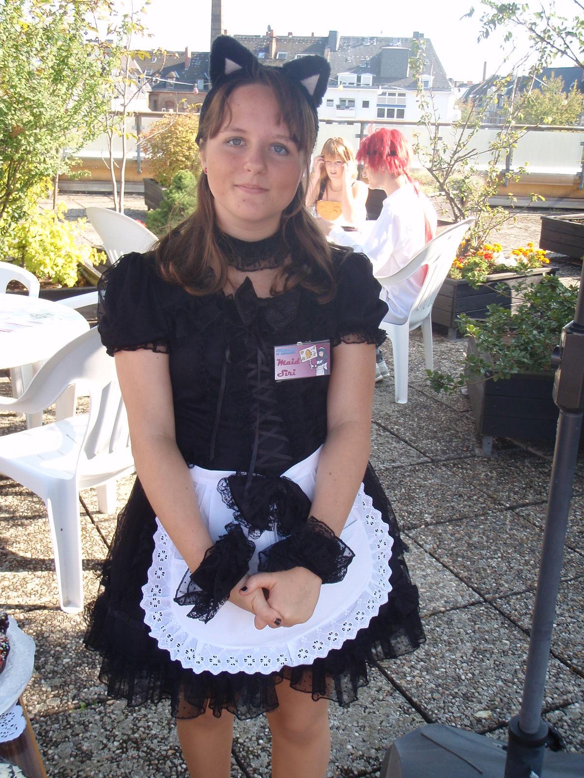 Die hübschen Maids 4