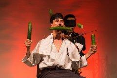 Wie.MAI.KAI 2014 Samurai Hayashi