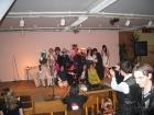 Die Teilnehmer des Cosplay-Wettbewerbs