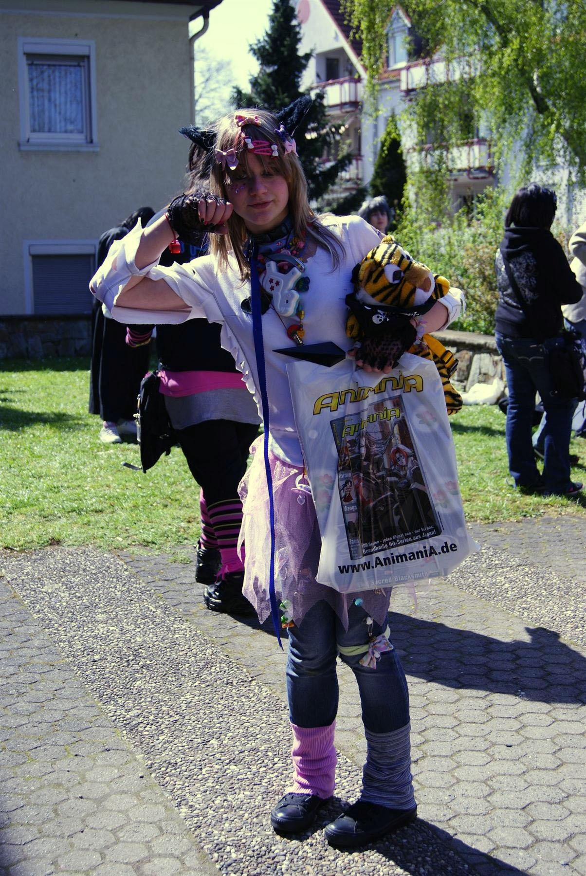 Cosplayer around the Wie.MAI.KAI (ChristianR)