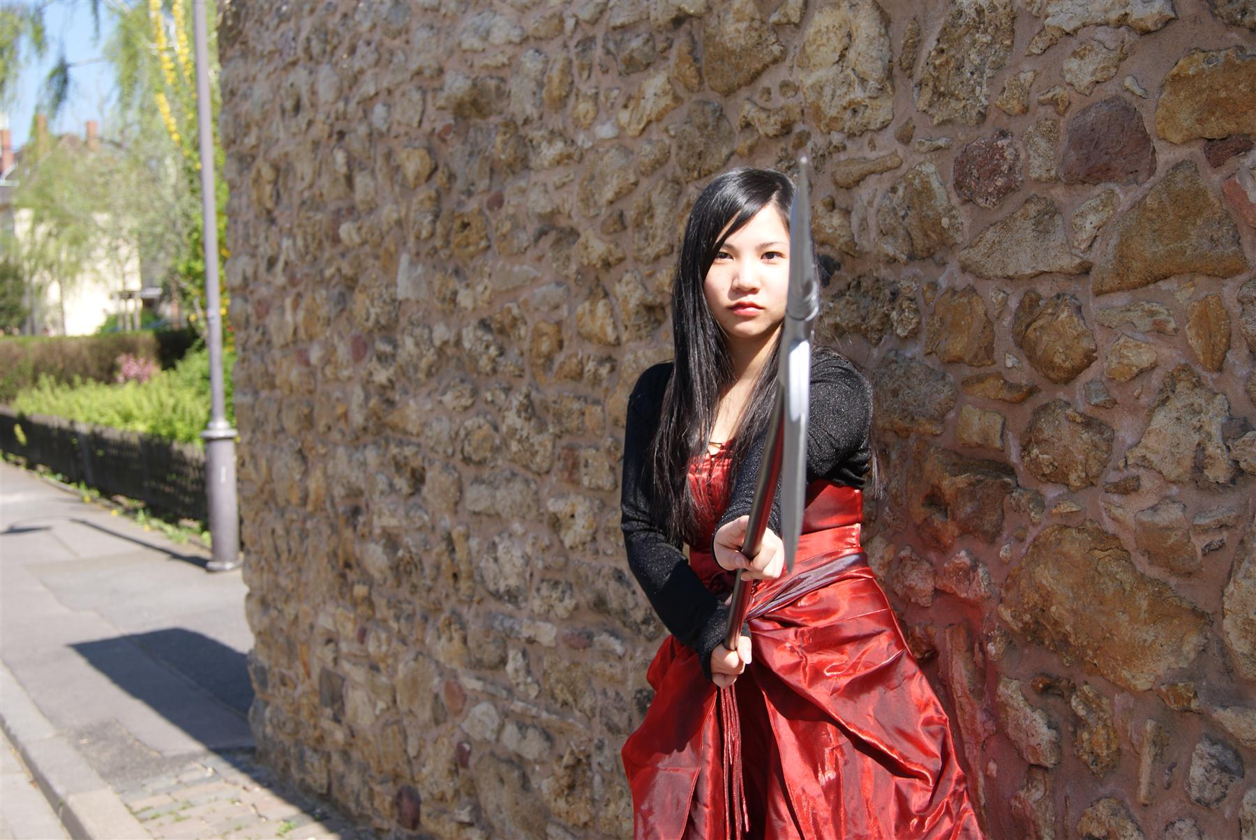 Cosplayer around the Wie.MAI.KAI (Yujiro)