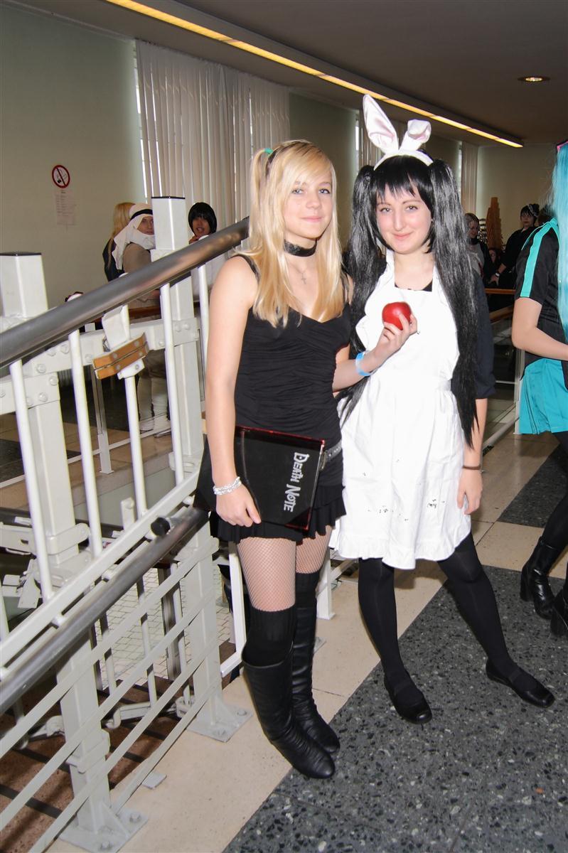 Wie.MAI.KAI 2010 2.0 Cosplay indoor (Kamui1988)