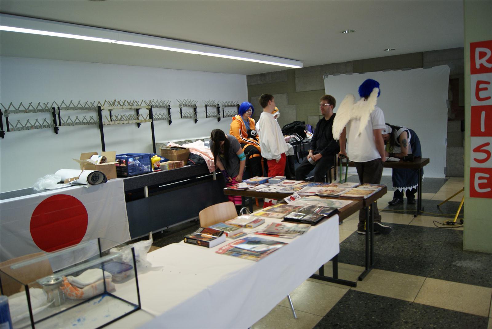 Wie.MAI.KAI 2010 2.0 Foyer (Yujiro)