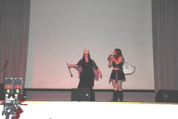 Wie.MAI.KAI 2011 - Bühne Angelic Harmony