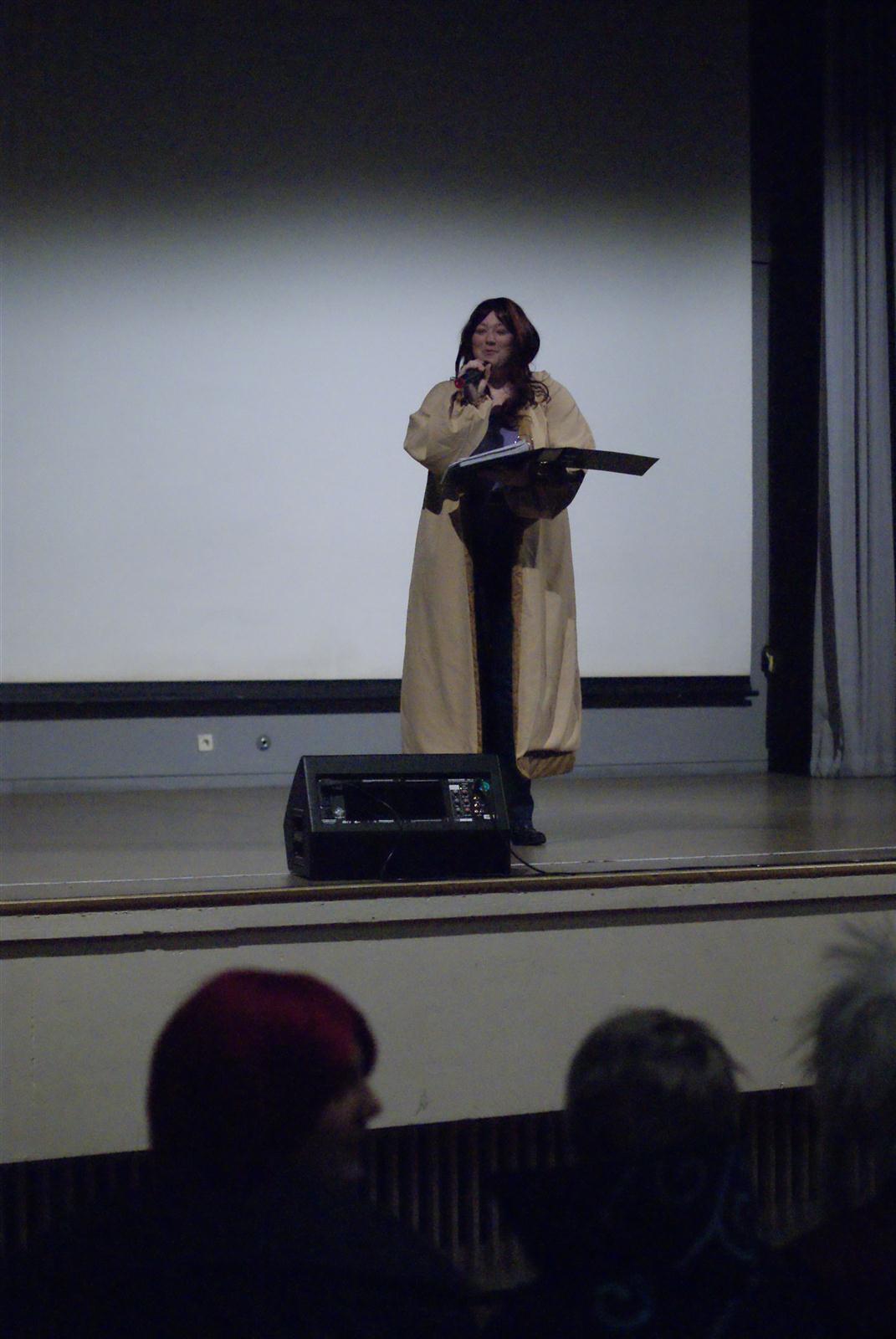 Wie.MAI.KAI 2011 - Bühne