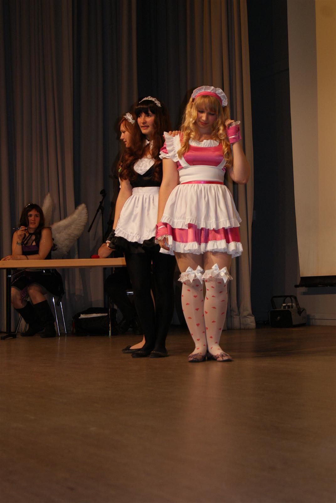 Wie.MAI.KAI 2011 - Bühne Cosplay