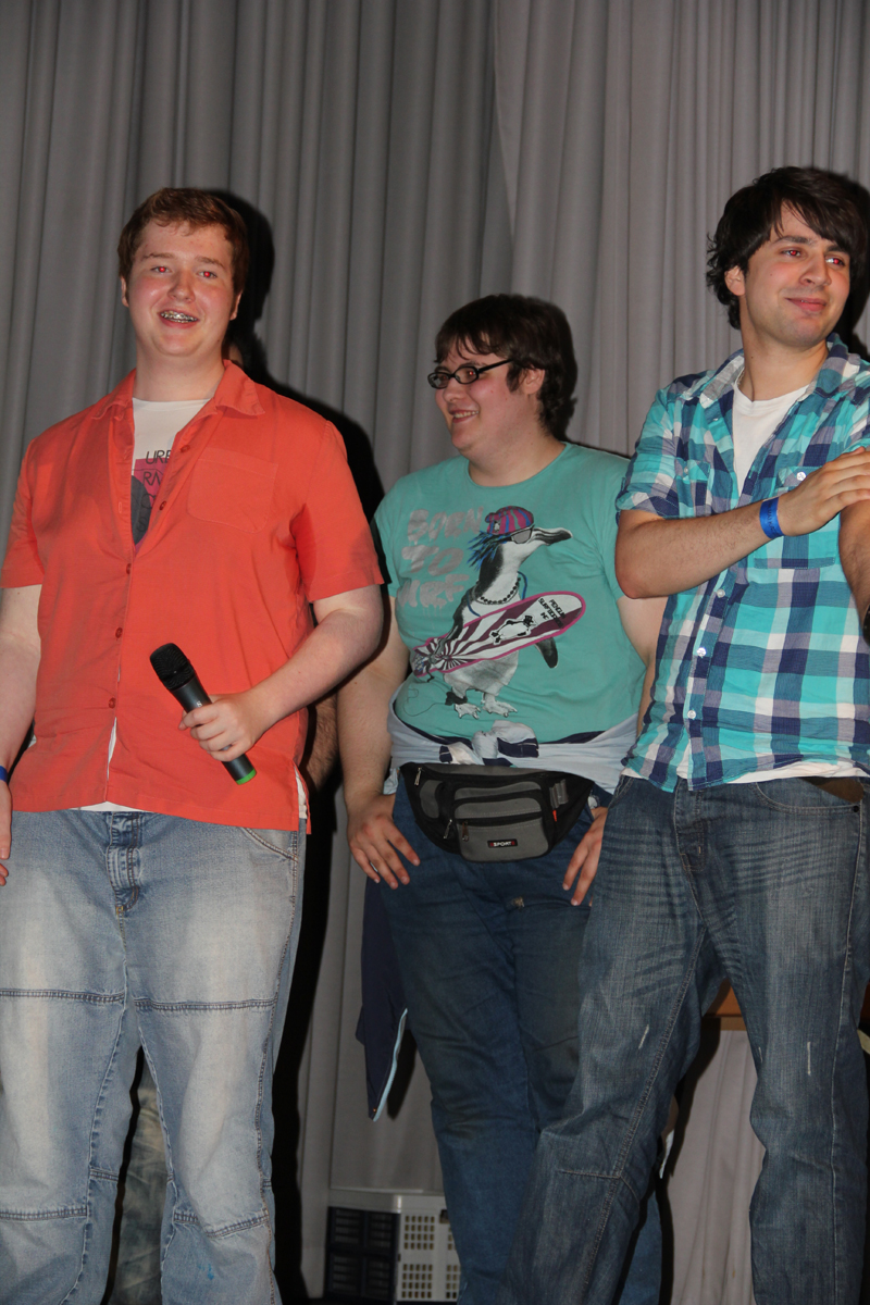 Wie.MAI.KAI 2011 Bühne Quiz