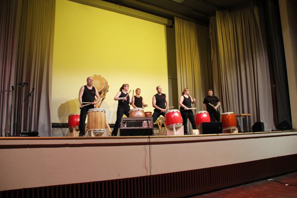 Wie.MAI.KAI 2011 - Bühne Tatsu no ko Daiko