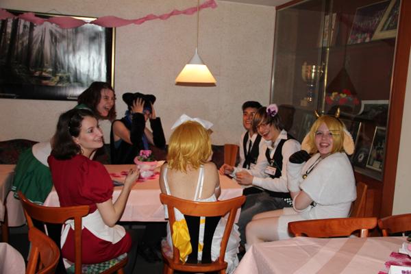 Wie.MAI.KAI 2011 Maidcafe