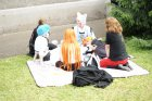Cosplayer Outdoor (ChristianR)