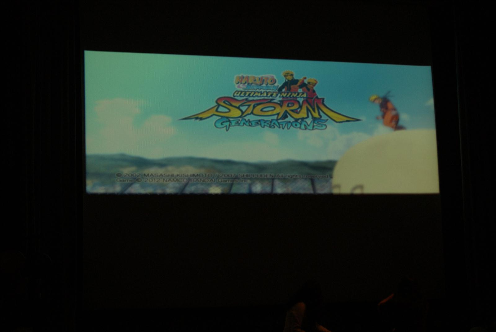 Naruto Games-Contest on Stage (ChristianR)