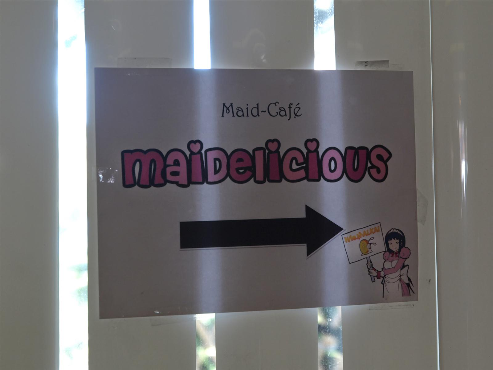 Maidcafe (zappy)
